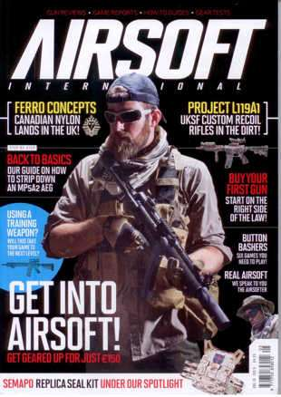 Airsoft International Magazine Volume 10 Issue 05 Sept