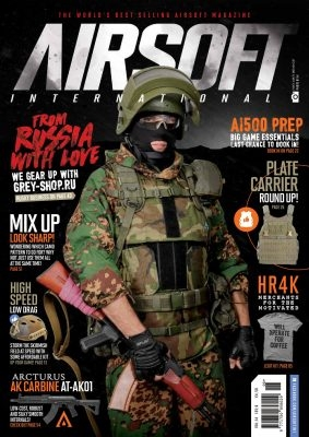 Airsoft International Magazine Volume 14 Issue 06