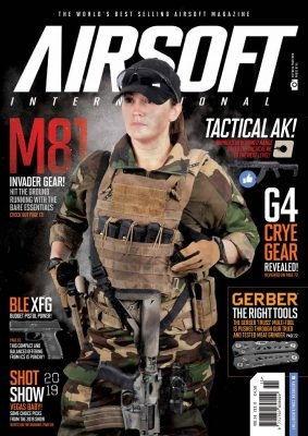 Airsoft International Magazine Volume 14 Issue 11