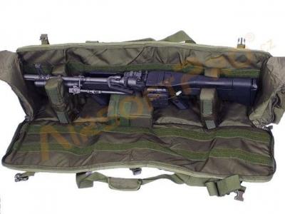 Airsoft Pro Emerson M60 or M249 Gun Bag (Foliage Green)
