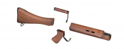 Ares L1A1 SLR Wooden Furniture Kit for L1A1 (BS-021-WD)