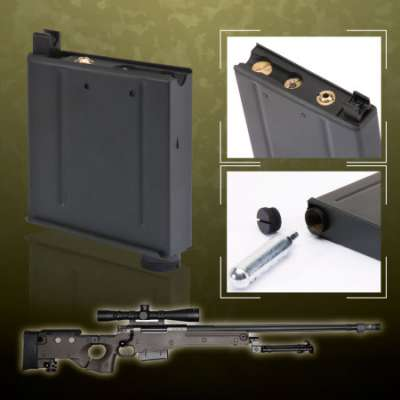 ARES CO2 magazine for AW338