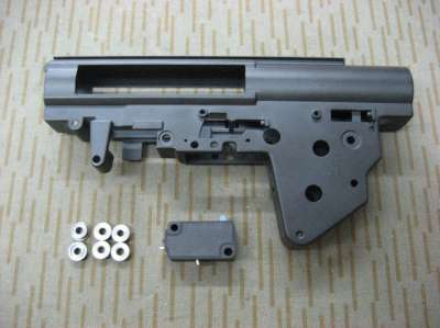 Ares L1A1 Gearbox Question - Technical Discussion