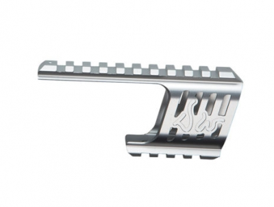 ASG Custom CNC Dan Wesson 715 Rail Mount (Silver)