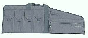 Strike Airsoft Rifle case, black, 86cm
