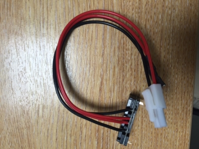 ASG Scorpion Evo Mosfet with Wires