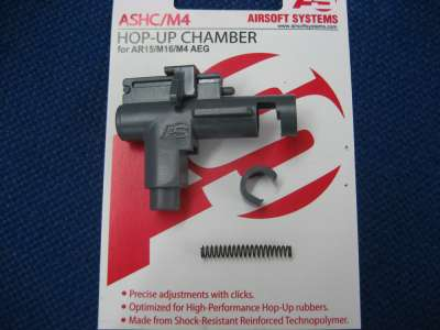 Airsoft Systems Plastic Hop-Up Chamber Unit for Version 2 Marui Type Gearbox