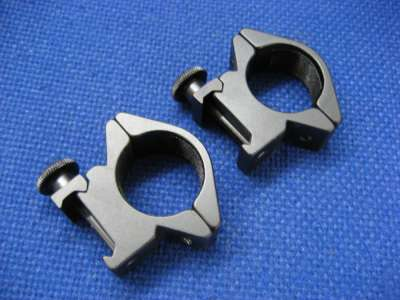 Strike Scope Mount rings 25mm