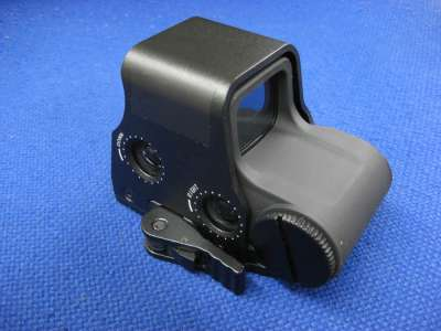 Gbase EXPS EOT Style Red and Green Mil-dot Sight with Scopecoat Cover