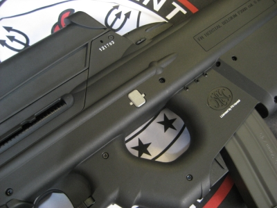 F 2000 Plastic) FN F2000 STD Black Airsoft Gun AEG - Airsoft Shop ...