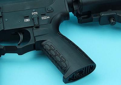 G&P M4/M16 MOTS Grip (Black)(CNC)