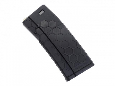 Dytac Hexmag M4/M16 Mid-Cap Magazines (Box of 5)(Black)(120 rnd) SALE