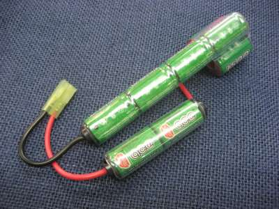 ICS 9.6V-1500MAH NI-MH battery