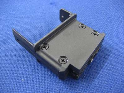 ICS Drum Mag Connector for SG (Black)