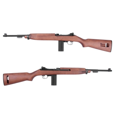 King Arms M1A1 Carbine CO2 Airsoft Rifle.