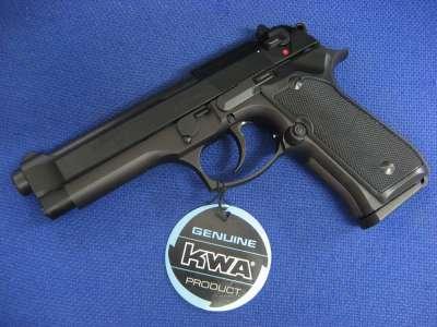 KWA M9 PTP GBB Pistol