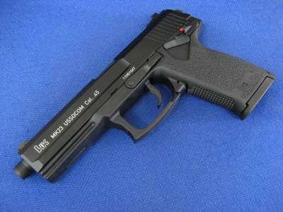 KWA Umarex HK MK23 SOCOM (GAS) GBB Pistol