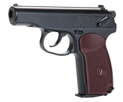 KWC Makarova GBB CO2 metal pistol