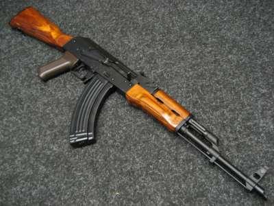 LCT LCKM AKM NV Airsoft Gun AEG