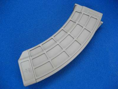 Magpul PTS US Palm AK30 Magazine (150 rnd)(Dark Earth)