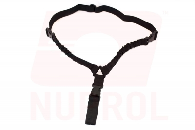 NUPROL Single Point Bungee Sling 1000D (Black)