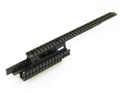 Laylax Nitro Short Rail Handguard for Model Type 89 Rifle (Need Short Outer Barrel)
