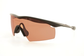 oakley si m frame stk black w vr28 shooting glasses