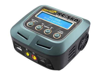 Overlander RC-S60 AC 60W Li-Po Balance Charger Discharger.