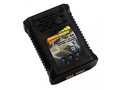 Overlander RC3 LiPo Battery Charger
