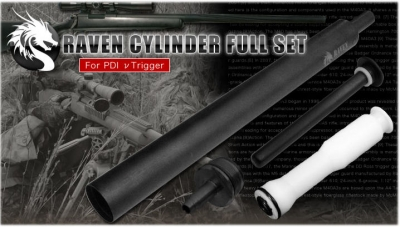 PDI RAVEN CYLINDER FULL SET For TM VSR10 needs new PDI trigger