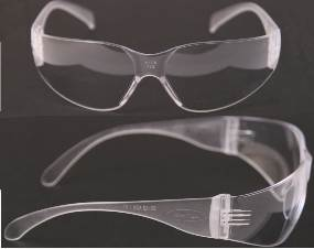 Peltor Clear Safety Glasses virtua 71500-00001cp