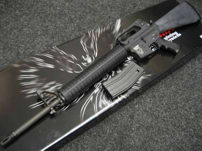 PTW Training Weapon M16-A2 (full auto-version) 2011 Sale