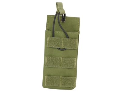 LayLax (Rairakusu) Big Size Single Magazine Pouch (Ranger Green) AA12 M4 AK