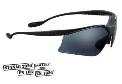 c6a9b9e109bf4 Swiss Eye Glasses Stingray M P Frame rubber black Lens smoke + ...
