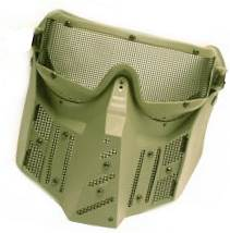 Sansei Wide Mesh Face Mask inc. Goggles