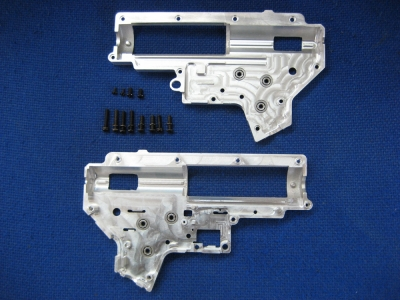 SHS CNC Version 2 Gearbox Case (for up to M200 spring)