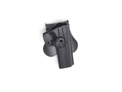 Strike Systems tactical G Holster SP-01 Shadow Polymer Black