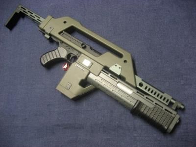 Snow Wolf M41a Alien Pulse Rifle Aeg Airsoft Gun Airsoft