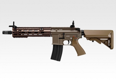 Marui (Recoil) 416 Delta Custom EBB Airsoft Rifle (Dark Earth)