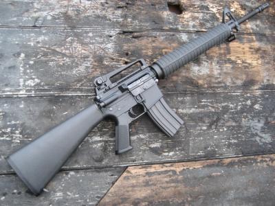 firesupport marui custom recoil m16a4 assault rifle airsoft shop