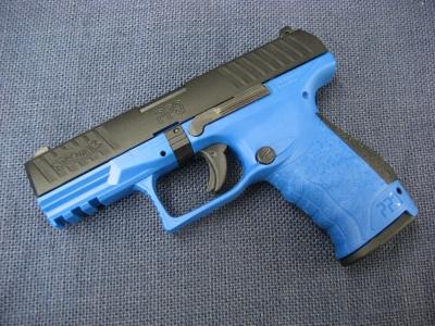 Umarex Walther PPQ GBB (Blue) 6mm