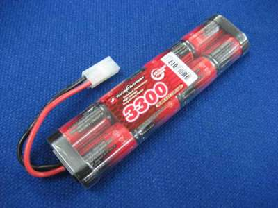 Vapex 9.6v 3300mAh NiMH Large Battery (Type 02)