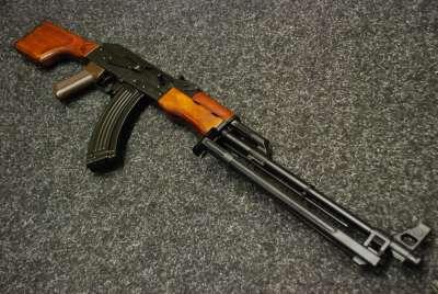 LCT RPK AEG Airsoft Gun - Airsoft Shop, Airsoft Guns, Sniper rifles ...