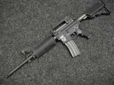 Systema PTW M4-A1-MAX2 M90 airsoft gun aeg - Airsoft Shop, Airsoft ...