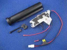 ICS UK1 EBB Transform Stock & Rear Wired Gearbox Set