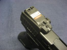 Gbase Compact Red Laser Sight for GLK Series