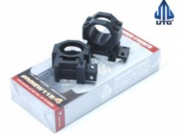 Guarder UTG Twist Lock Rings (25mm/Medium Profile/4 Screw)