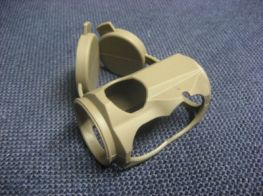 Gbase Rubber Coat Cover for Micro T1 Dot Sight (Dark Earth)