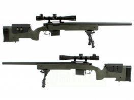 ARES MCM700X-OD Sniper Rifle (Air Cocking) airsoft gun