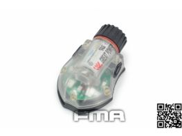 FMA Manta Strobe IR / RED Type 2 Black